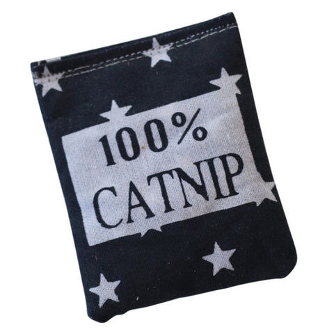 2pcs Cat Toy Big Pillow Catnip Sachet - Mega Save Wholesale & Retail - 1