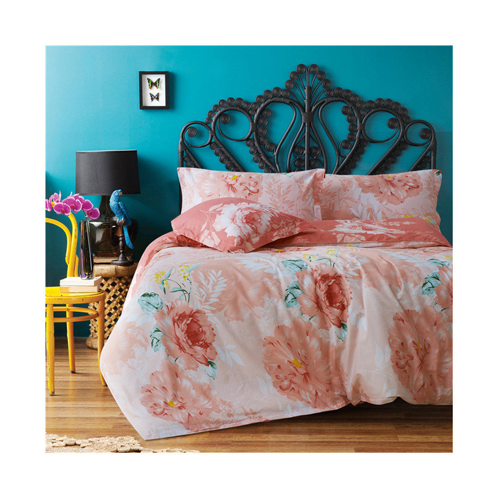 Flamboyant and Charming Bedding 4 Pieces Suit - Mega Save Wholesale & Retail