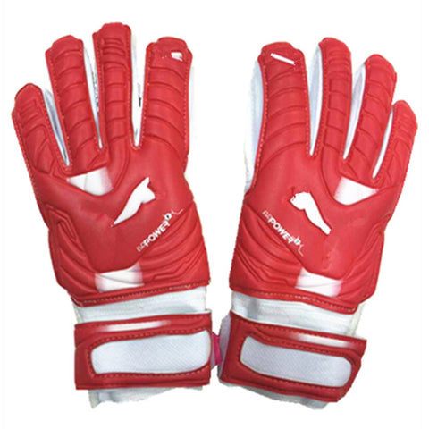 Thick Latex Non-slip Goalkeeper Gloves Roll Finger  red  8 - Mega Save Wholesale & Retail - 1