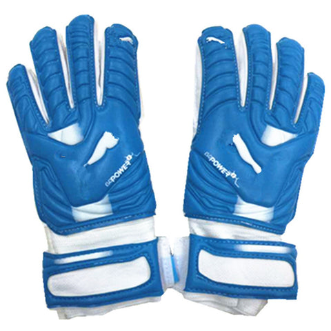 Thick Latex Non-slip Goalkeeper Gloves Roll Finger   blue   8 - Mega Save Wholesale & Retail - 1
