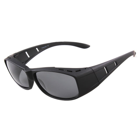 dy008 Man Sunglasses Sports Driving   black lacquer frame - Mega Save Wholesale & Retail - 1