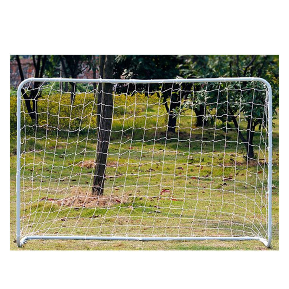 Moveable Adjustable Durable Steel Tube Soccer Goal with Net - Mega Save Wholesale & Retail - 1