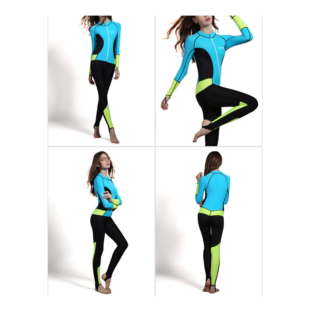 S008 UPF50+ Diving Suit Wetsuit Surfing   S008 unhooded   XS - Mega Save Wholesale & Retail - 2