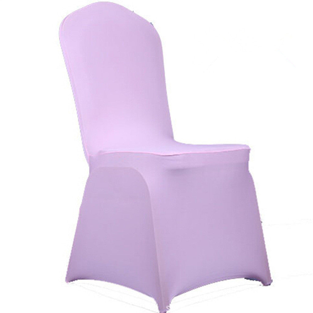1pcs Universal Spandex Stretch Chair Covers Hotel Wedding Party Banquet Decoration - Mega Save Wholesale & Retail