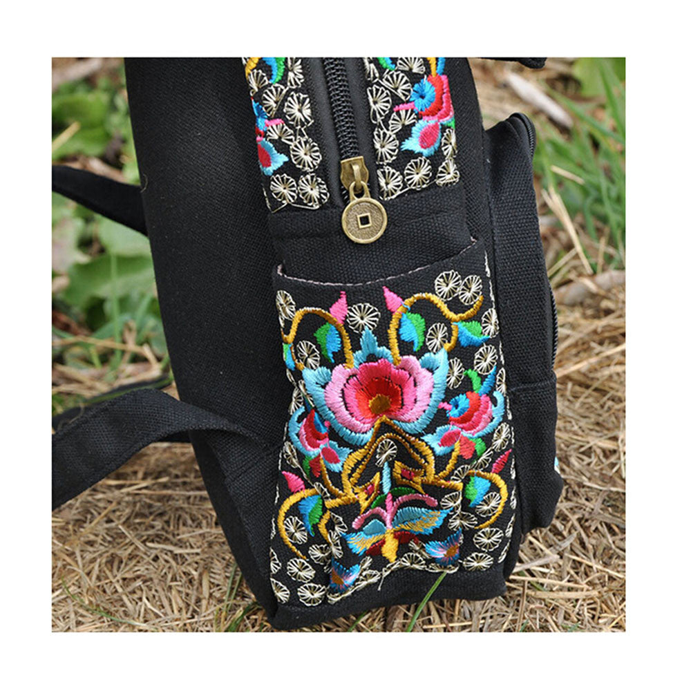 New Yunnan Fashionable Natioanl Style Embroidery Bag Stylish Featured Shoulders Bag Fashionable Woman's Bag Bulk93019   zamioculcas zamiifolia with flower - Mega Save Wholesale & Retail - 2