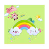 Kids Nightlight with Wallpaper   rainbow rain - Mega Save Wholesale & Retail