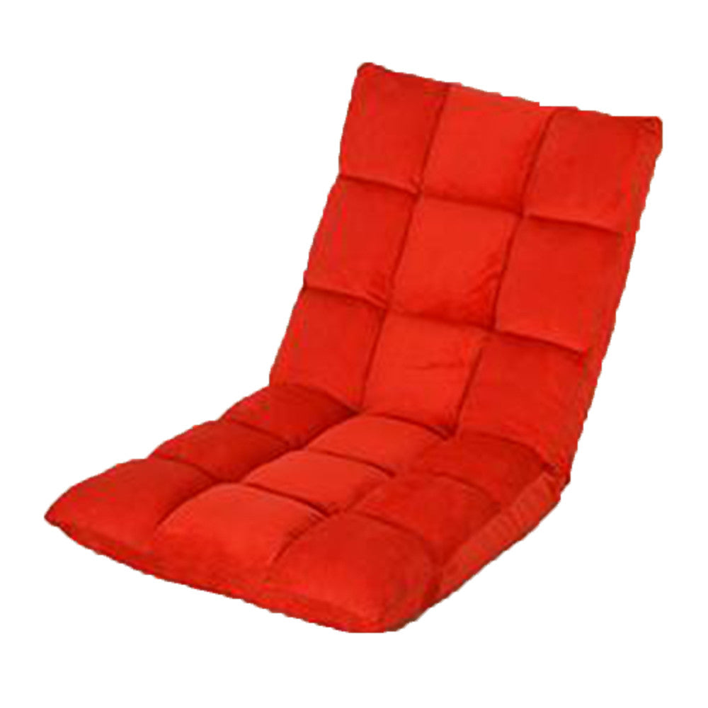 dawdler sofa armrest small sofa chair single folded sofa bed back-rest chair   large   red - Mega Save Wholesale & Retail - 1