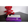 Cute cartoon student supplies Multifunction Two-sided pencil boxes pencil case   Purple girl - Mega Save Wholesale & Retail - 2