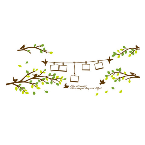 PVC Wallpaper Wall Sticker Tree Branches Removeable - Mega Save Wholesale & Retail - 1