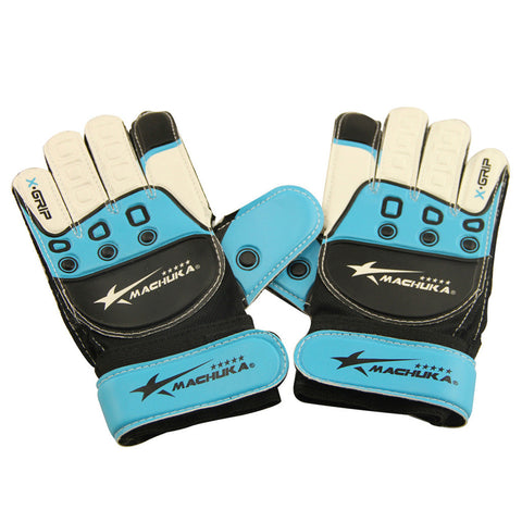 Teenager Goalkeeper Gloves Roll Finger Thick Latex - Mega Save Wholesale & Retail