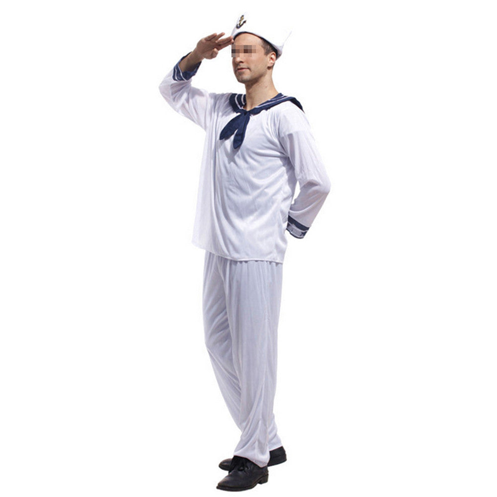 Halloween Cosplay Stage Costumes Navy Sailor - Mega Save Wholesale & Retail - 2