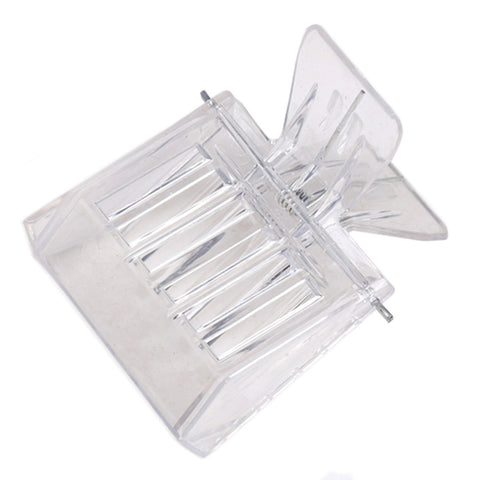 Plastic Book Clip Type Bee Queen Cage Anti-run Beekeeping - Mega Save Wholesale & Retail - 1