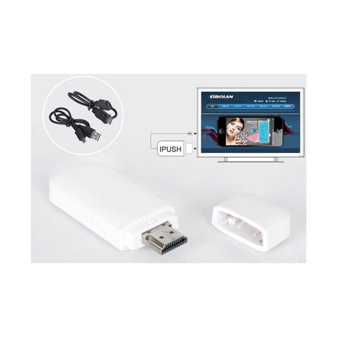 Wireless Smartphone to TV WIFI Display Adapter - Mega Save Wholesale & Retail