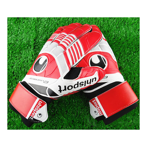 Colorful Non-slip Goalkeeper Gloves Roll Finger  red   8 - Mega Save Wholesale & Retail - 1