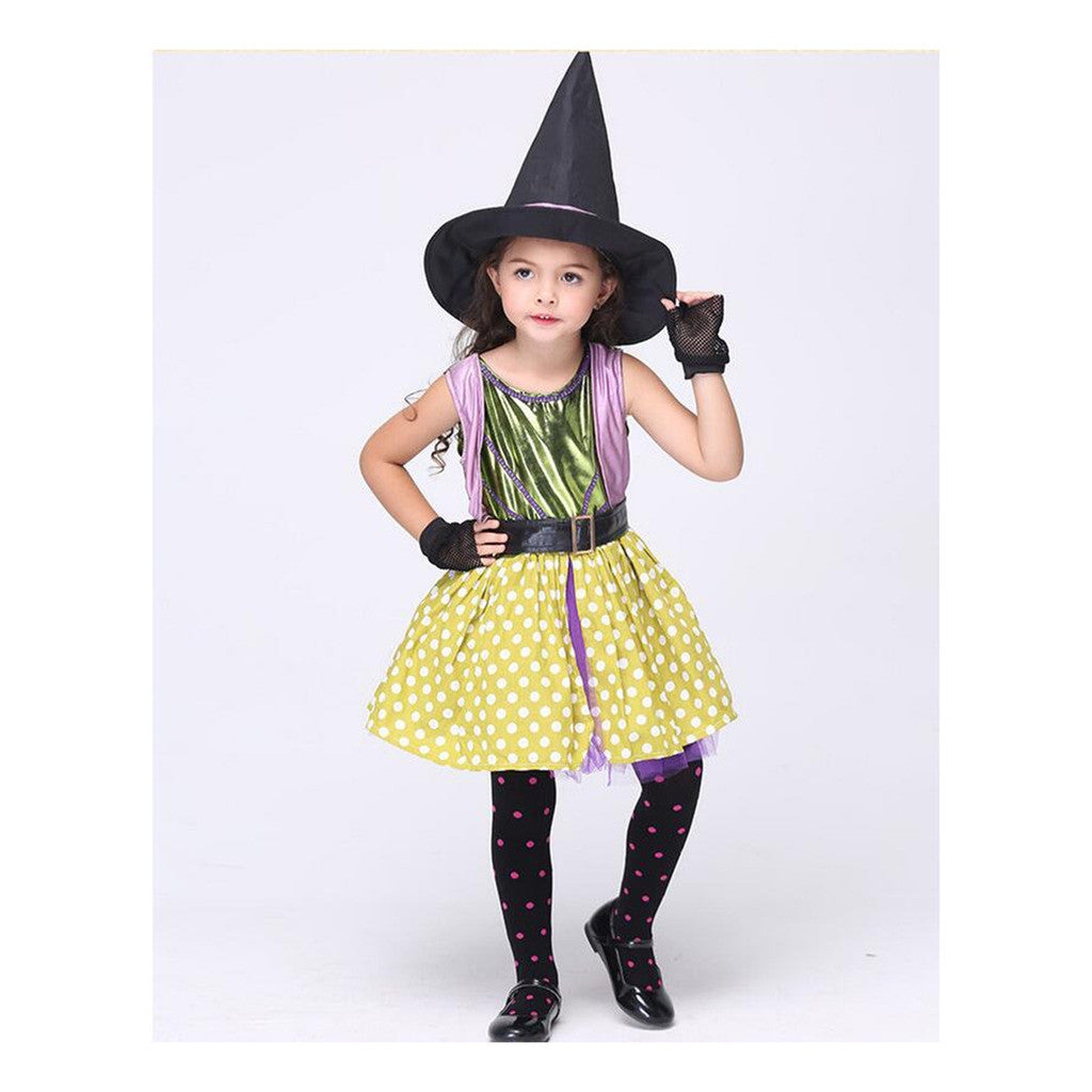 European Children Kid Girl Costume Cosplay Anime Dress Attire - Mega Save Wholesale & Retail