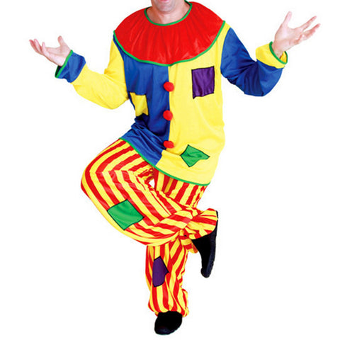 Halloween Cosplay Clown Party Costumes - Mega Save Wholesale & Retail - 1