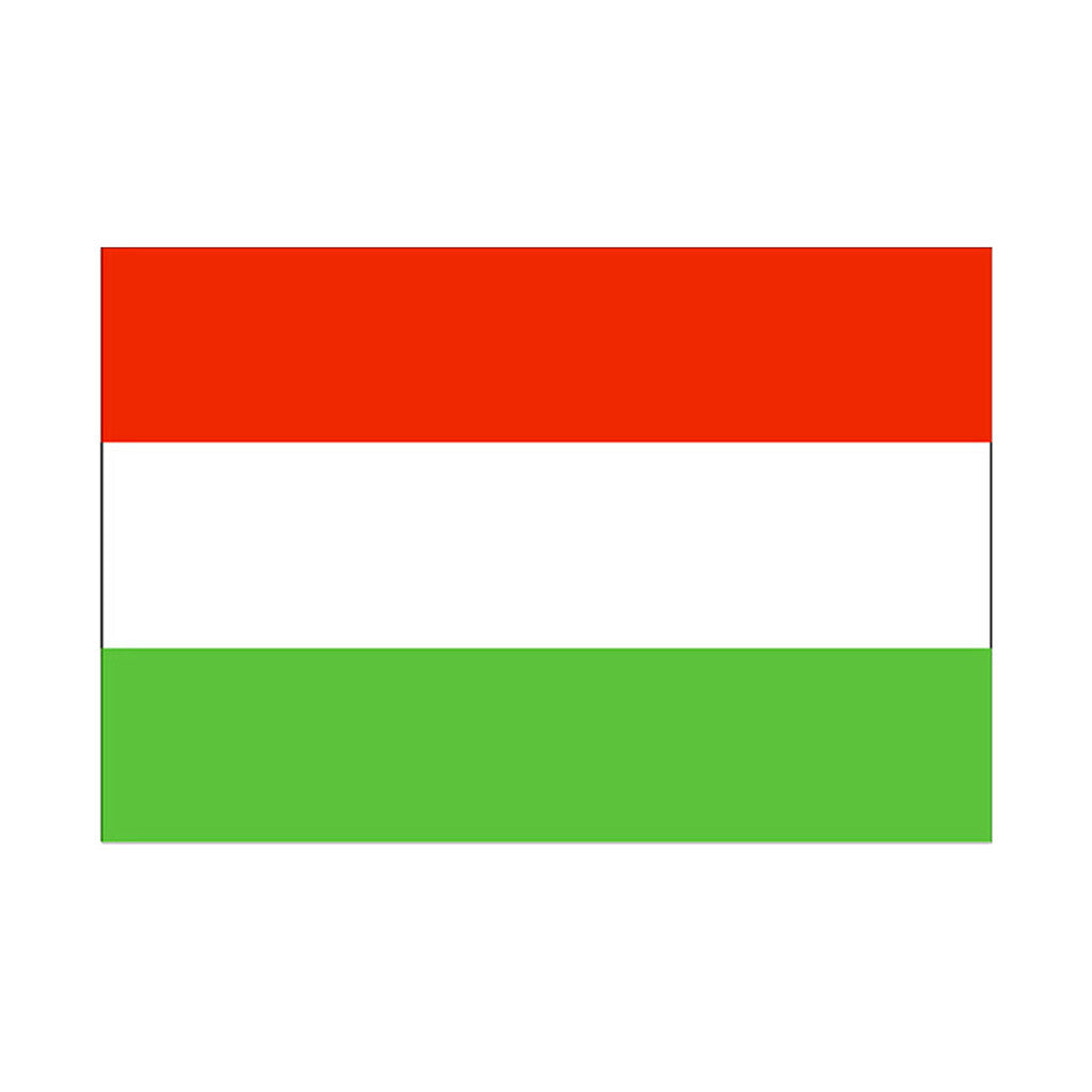 120 * 180 cm flag Various countries in the world Polyester banner flag    Hungary - Mega Save Wholesale & Retail