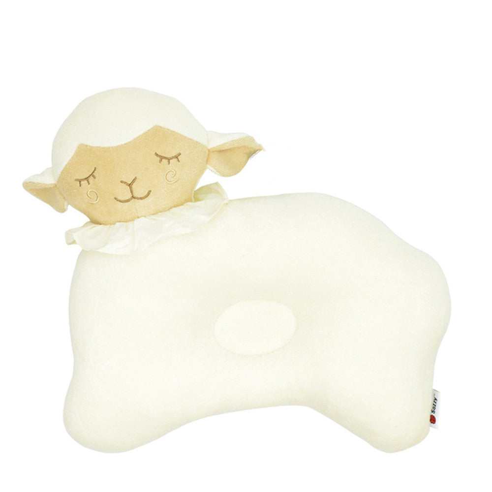 Children pure organic cotton animal shape pillow baby pillow both backs and positional - Mega Save Wholesale & Retail - 2