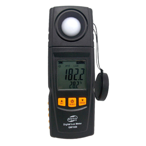 0.1Lux Digital Lux Meter Luxmeter Tester GM1020 - Mega Save Wholesale & Retail - 1