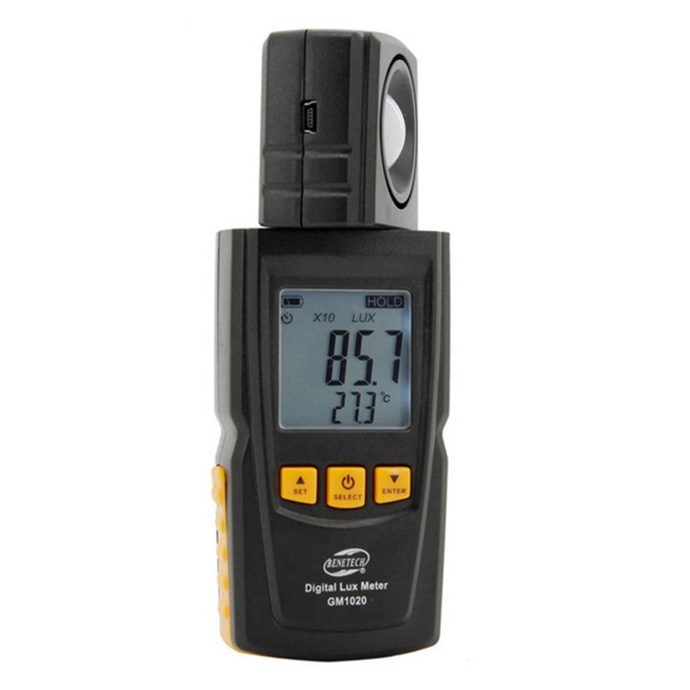 0.1Lux Digital Lux Meter Luxmeter Tester GM1020 - Mega Save Wholesale & Retail - 4