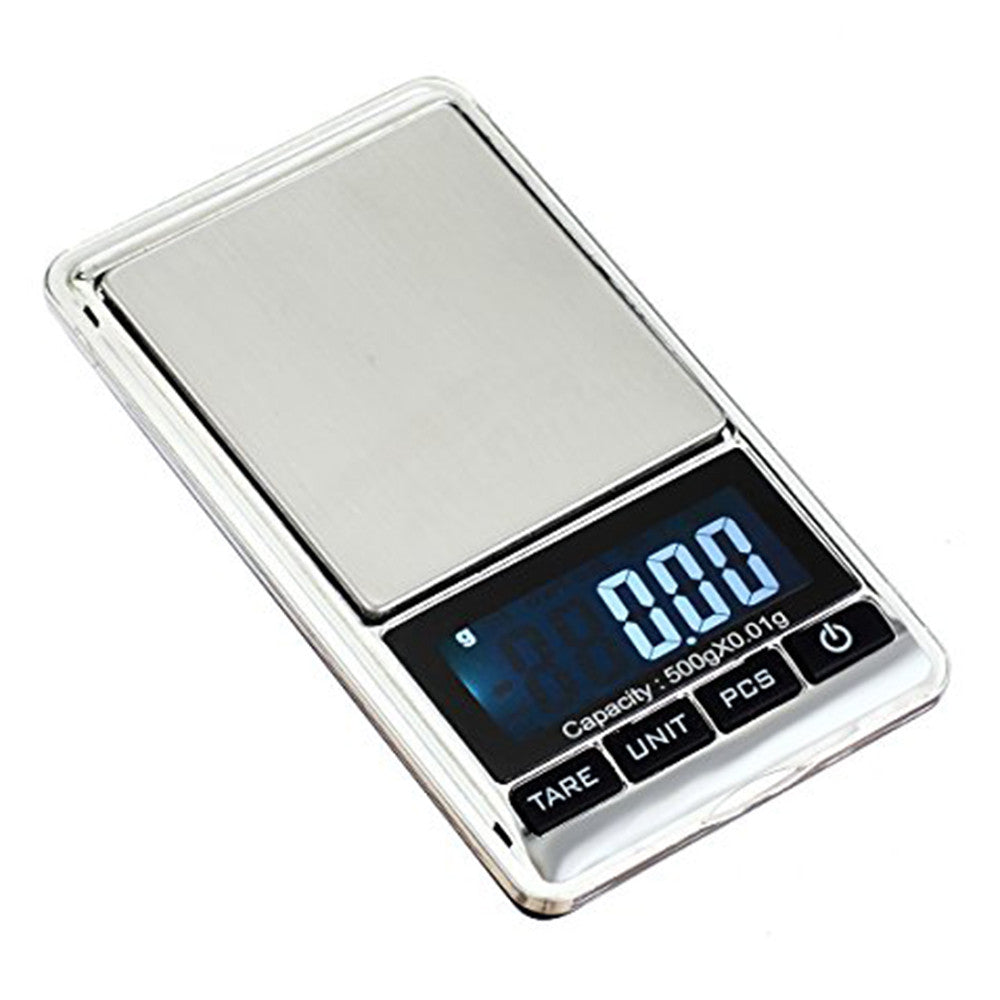 Neutral Digital Scale Jewelry Pocket 500g 0.01g High Precision - Mega Save Wholesale & Retail - 1