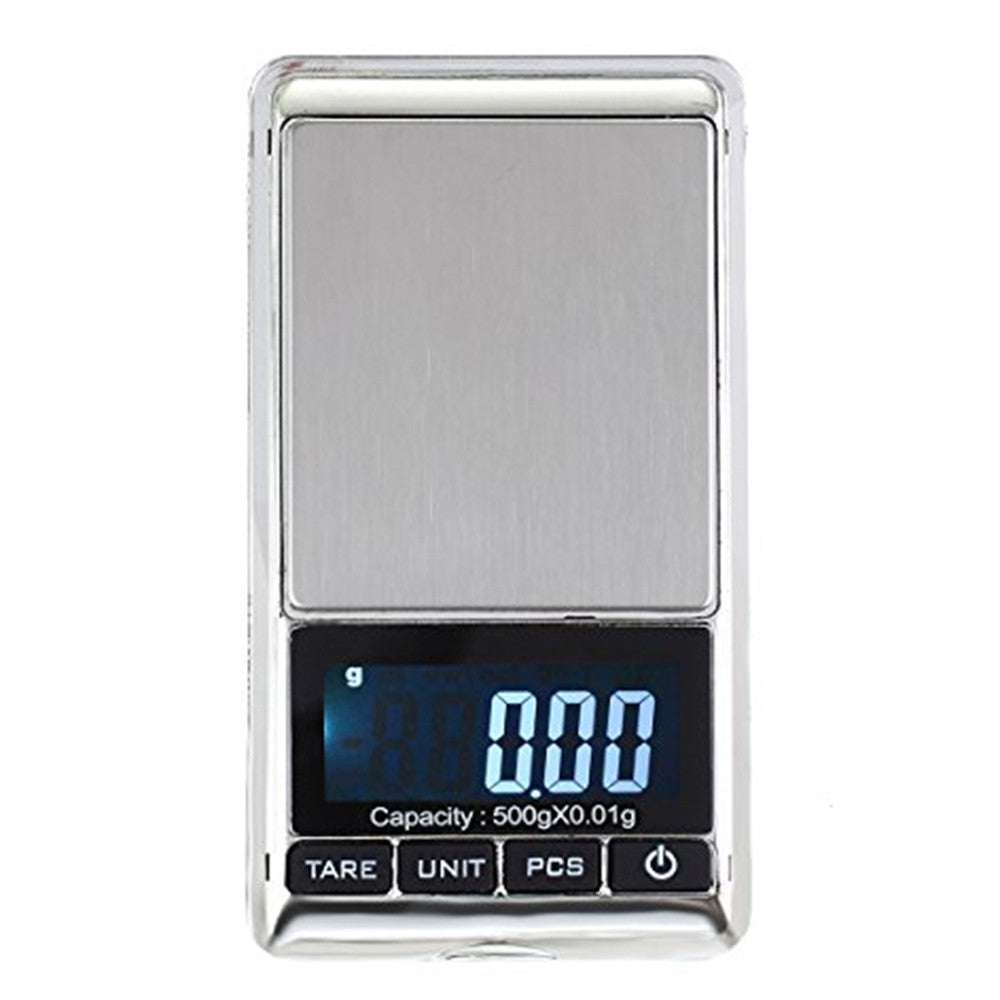 Neutral Digital Scale Jewelry Pocket 500g 0.01g High Precision - Mega Save Wholesale & Retail - 2