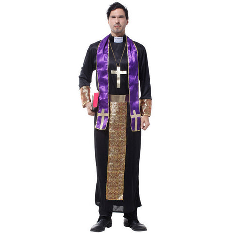 Cosplay Costumes Costume Ball Priest - Mega Save Wholesale & Retail - 1