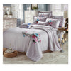 Silk ink and wash painting Duvet Quilt Cover Sets Bedding Cover Set  01 Gray - Mega Save Wholesale & Retail