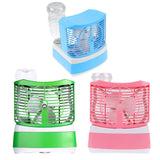 Summer Icy Hot new creative snowman humidification fan - Mega Save Wholesale & Retail - 1