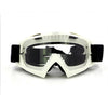 Adult Colourful double Lens Snow Ski Snowboard Goggles Motocross Anti-Fog Fashion Eye Protection White Lucency - Mega Save Wholesale & Retail