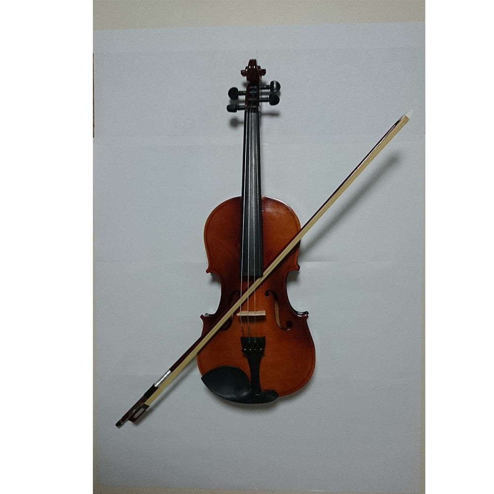 Student Acoustic Violin Full 1/8 Maple Spruce with Case Bow Rosin Yellow Color - Mega Save Wholesale & Retail