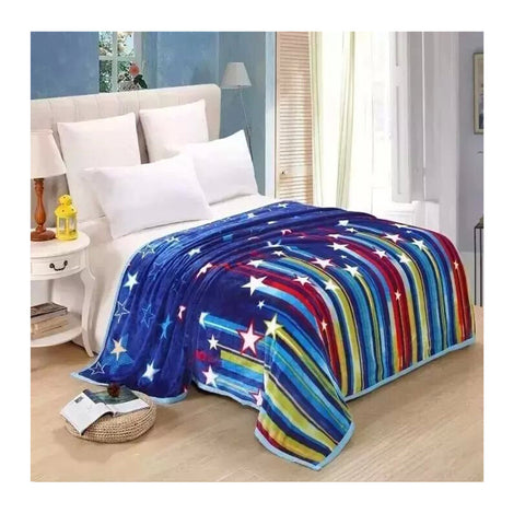 Two-side Blanket Bedding Throw Coral fleece Super Soft Warm Value  37 - Mega Save Wholesale & Retail