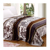 Two-side Blanket Bedding Throw Coral fleece Super Soft Warm Value 180cm 15 - Mega Save Wholesale & Retail