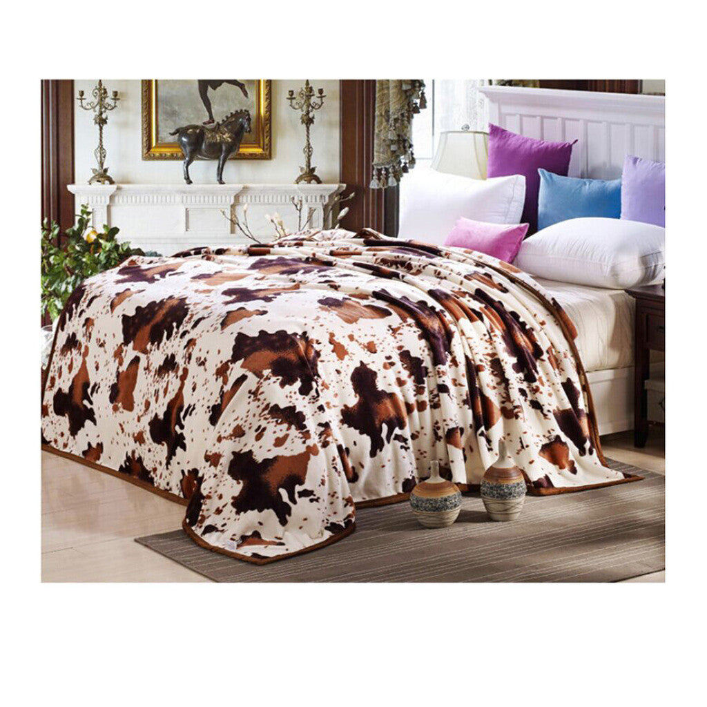 Cloud Mink Cashmere Thick Warm Blanket Flannel lBanket Gift Blanket Bunk Specials  09 - Mega Save Wholesale & Retail