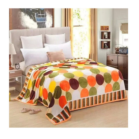 Two-side Blanket Bedding Throw Coral fleece Super Soft Warm Value  40 - Mega Save Wholesale & Retail