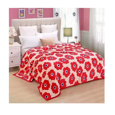 Two-side Blanket Bedding Throw Coral fleece Super Soft Warm Value  24 - Mega Save Wholesale & Retail