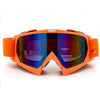 Adult Colourful double Lens Snow Ski Snowboard Goggles Motocross Anti-Fog Fashion Eye Protection Orange Colourful - Mega Save Wholesale & Retail