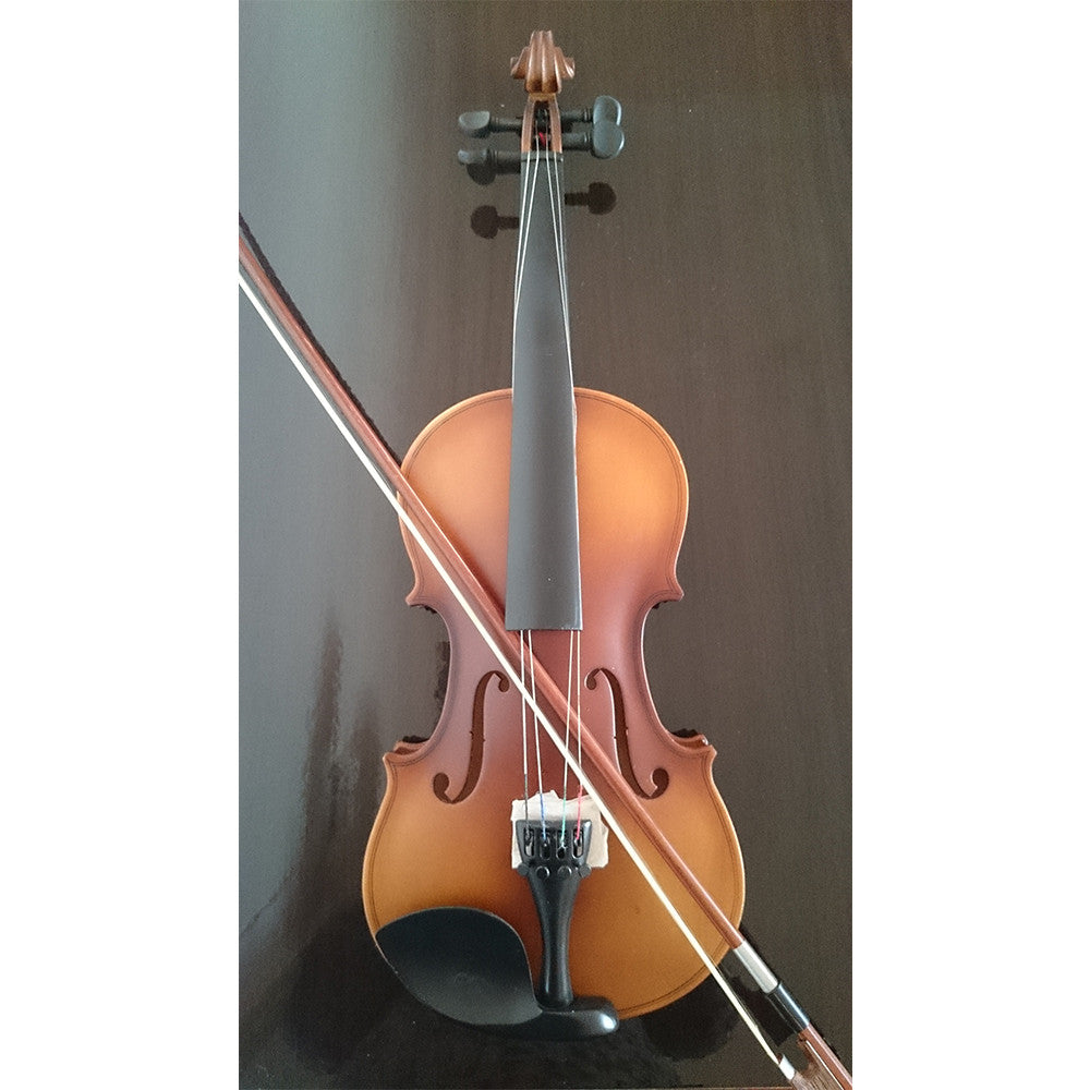 Student Acoustic Violin Full 1/8 Maple Spruce with Case Bow Rosin Classic Color - Mega Save Wholesale & Retail