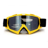 Adult Colourful double Lens Snow Ski Snowboard Goggles Motocross Anti-Fog Fashion Eye Protection Yellow Silver - Mega Save Wholesale & Retail