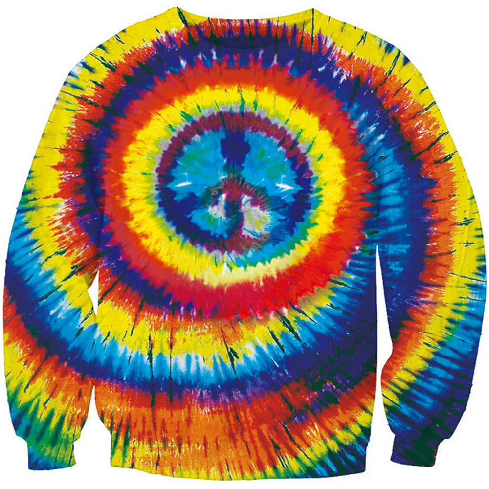 Womens Mens 3D Print Realistic Space Galaxy Animals Hoodie Sweatshirt Top Jumper Colorful - Mega Save Wholesale & Retail