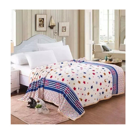 Two-side Blanket Bedding Throw Coral fleece Super Soft Warm Value  21 - Mega Save Wholesale & Retail