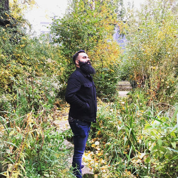 A Beard Care Guide Guest Post By Amrit