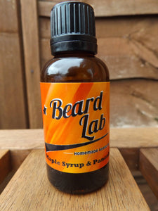 15ml Maple Syrup & Pancakes Beard Oil (Limited Run)