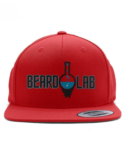 Embroidered Hats - Beard Lab Snapback By Yupoong The Classic Snapback