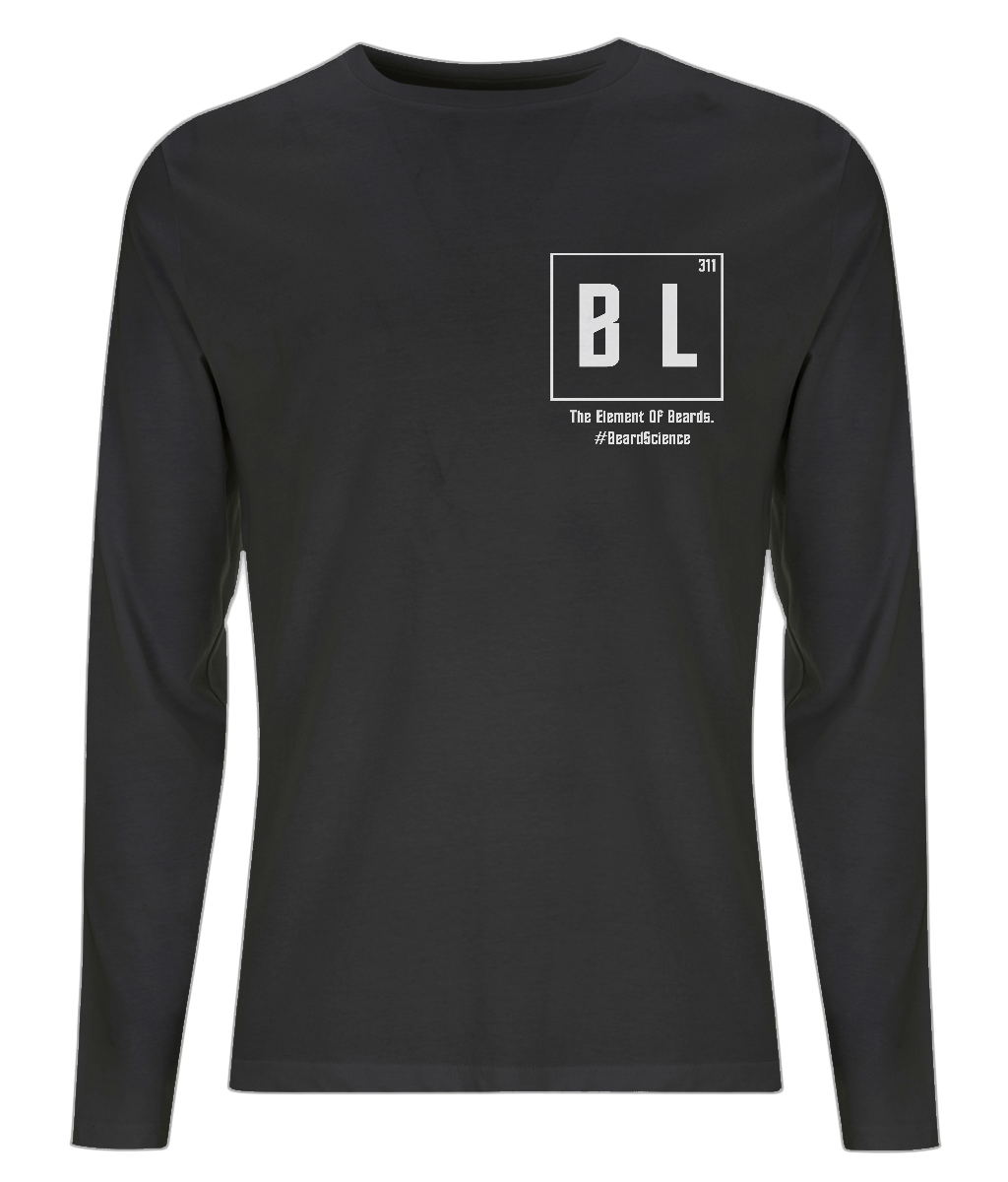 Long Sleeve BL Shirt - BeardLab Clothing - Beard Oil UK, Beard Care BeardLab - UK Beard Oil - Beard Products