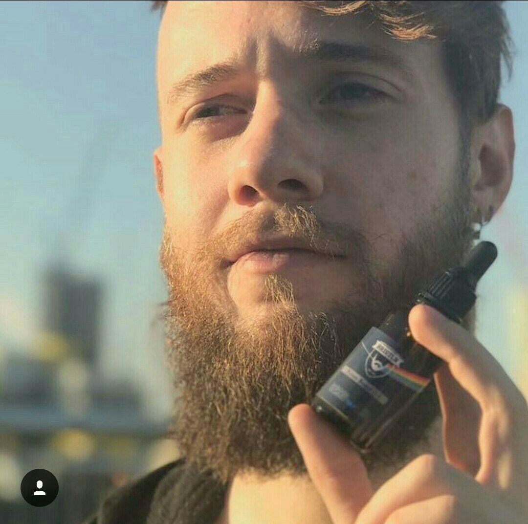Prism Beard Oil (Bristlr Special) - BeardLab Beard Oil - Beard Oil UK, Beard Care BeardLab - UK Beard Oil - Beard Products