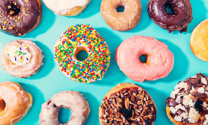 4 Healthy Donut Recipes