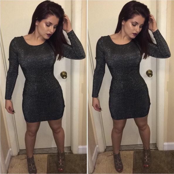 e6a677629e Putting on my waist trainer gives me an extra boost of confidence each day.  It looks so great when you re wearing a fun dress like I did to celebrate  New ...
