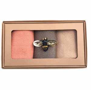 Dakota sock box