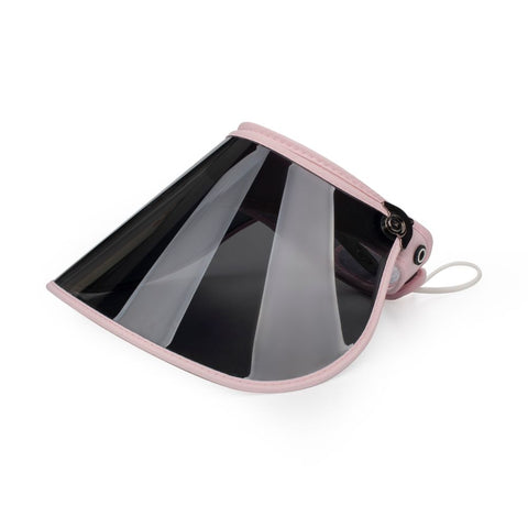 Sol and Selene Face Shield Accessories : Accessories : Face Shields 841764106078 | Pink